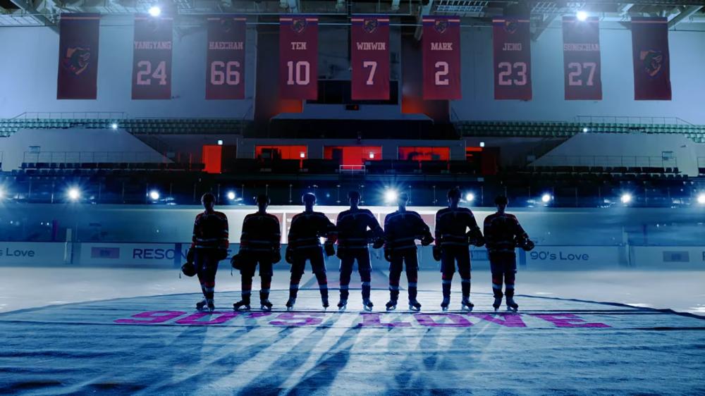 NCT U Presents Old School Style Hip Hop Music on MV '90's Love'