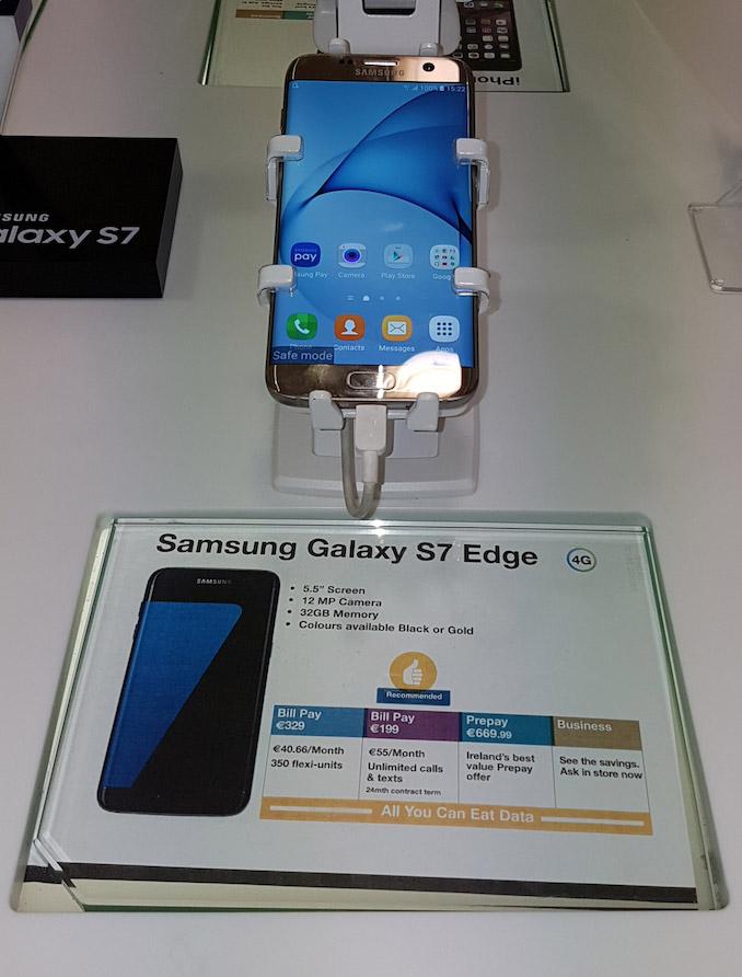 三星Galaxy手機也使用Gripzo手機防盜架,手機防盜器,手機防盜展示架