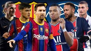 Barcelona vs PSG Preview and Prediction 2021
