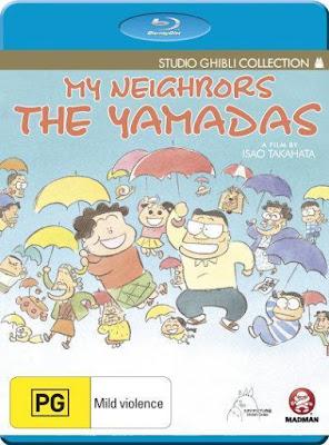Gia Đình Nhà Yamada - My Neighbors The Yamadas (1999)