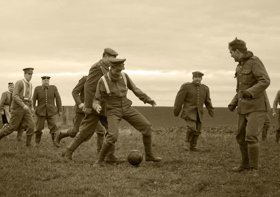 History, World War I, Great War, Truce, Football