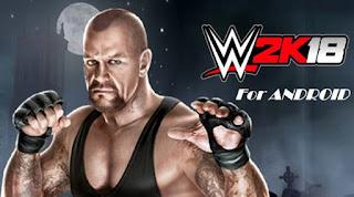 WWE 2K18 Apk PPSSPP+Data
