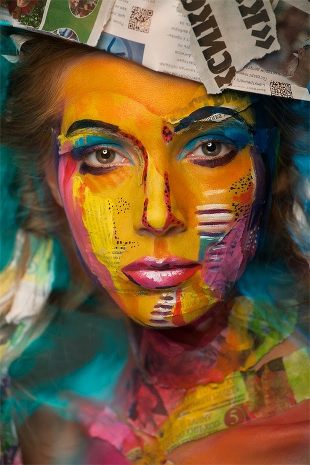 faces transformed into famous paintings2