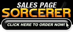 SalesPageSorcerer order