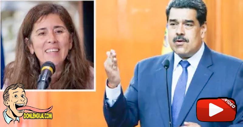 Maduro expulsó del país a la embajadora de la Unión Europea