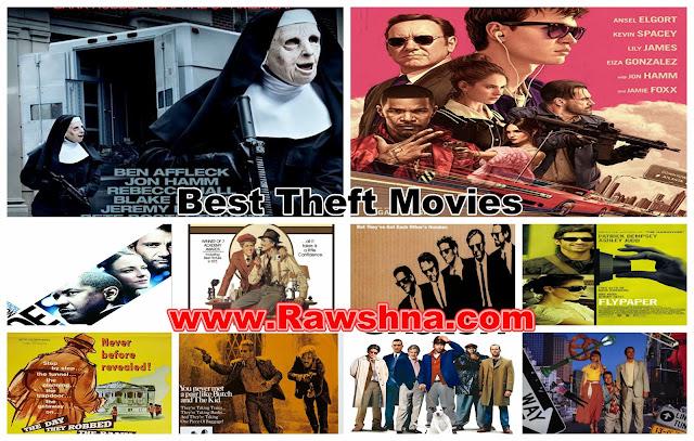 شاهد 10 أفضل أفلام السرقة على مر التاريخ شاهد قائمة أفضل 10 أفلام السرقة في العالم Best Theft Movies