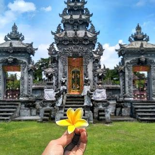paket wisata religi jogja, paket wisata jogjakarta, tour murah jogja, Paket Wisata Religi ke Pura Vaikuntha Vyomantara Yogyakarta