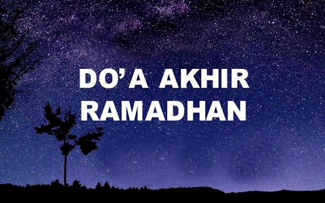 Doa Akhir Ramadhan Bahasa Arab dan Artinya, Ketika Ramadhan Berakhir Baca Doa Ini