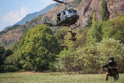 Esercito Alpini esercitazione Altius Three