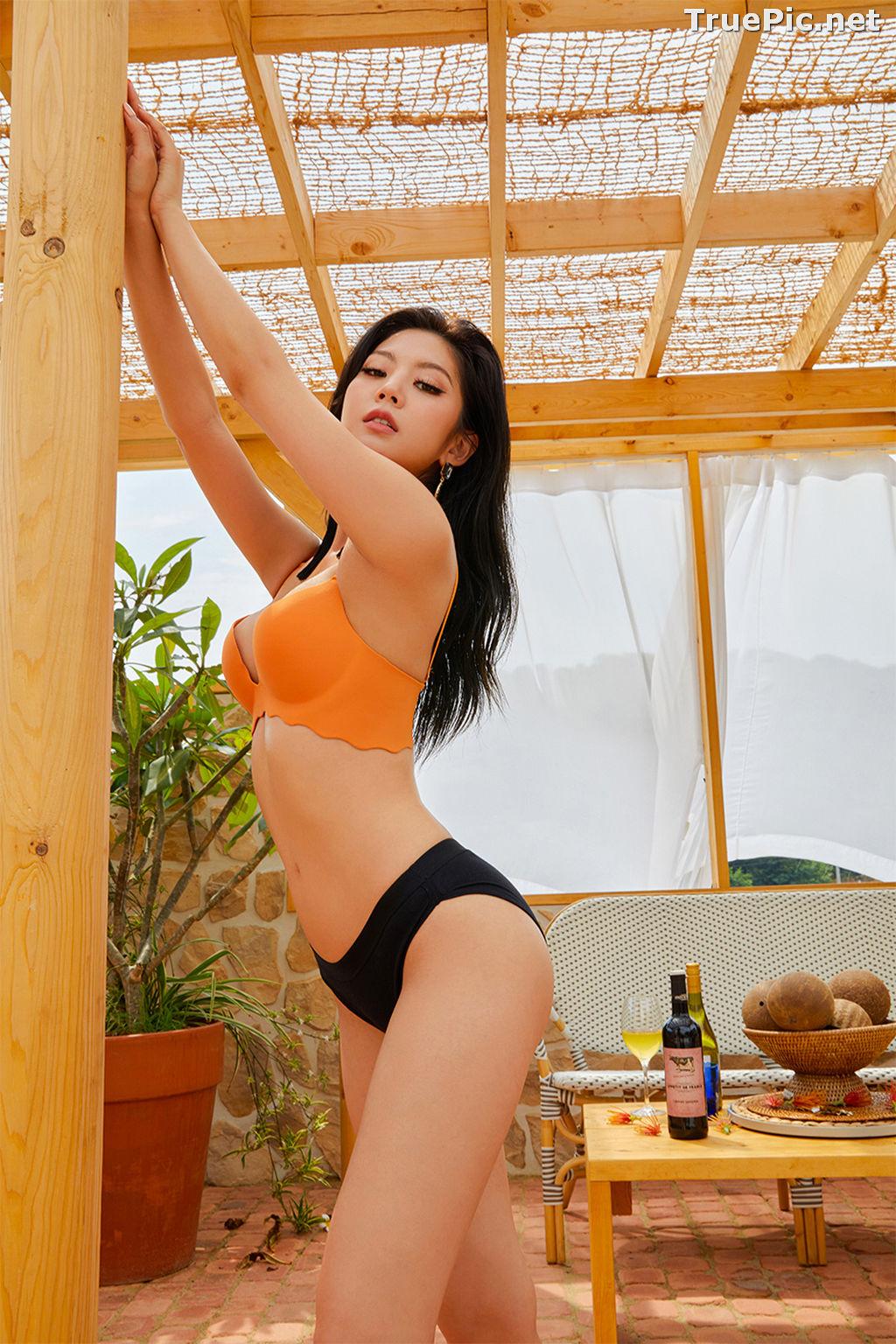 Image Korean Fashion Model – Lee Chae Eun (이채은) – Come On Vincent Lingerie #6 - TruePic.net - Picture-9