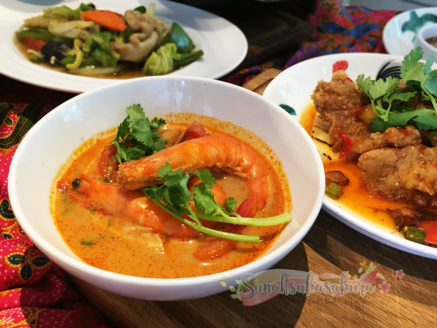 Menu Berbuka Ramadhan 2021: Irama Set @ Amari Johor Bahru