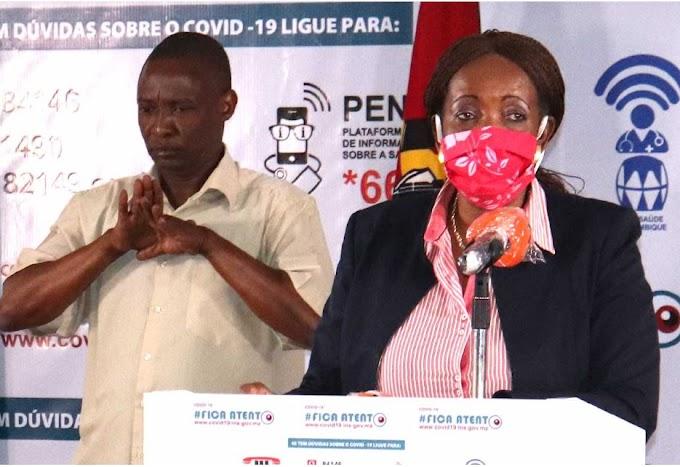 Moçambique Coronavirus: subiu para 79 o número de casos positivos pela covid-19