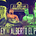 31 Days of Wrestling (12/28/17): Lashley vs. El Patron (And The Failed Merger)