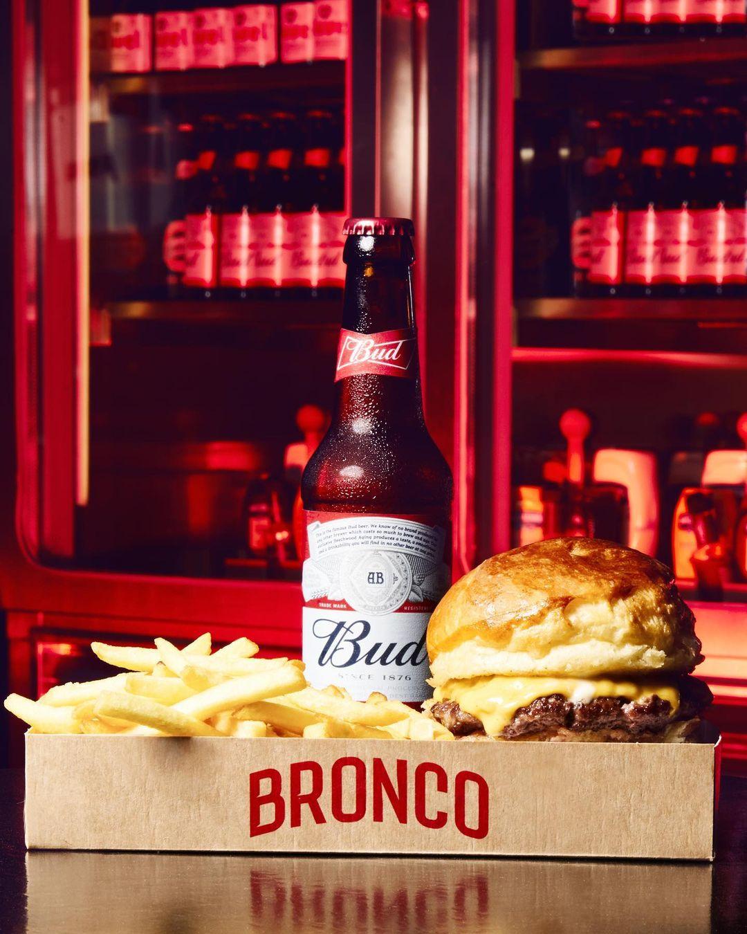 bronco vadiistanbul sarıyer istanbul menü fiyat listesi patates kızartması burger siparişi