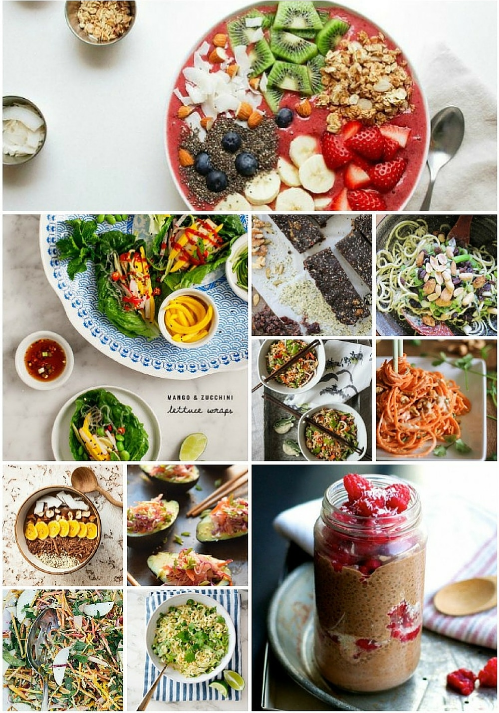 Raw Food Recipes for beginner
