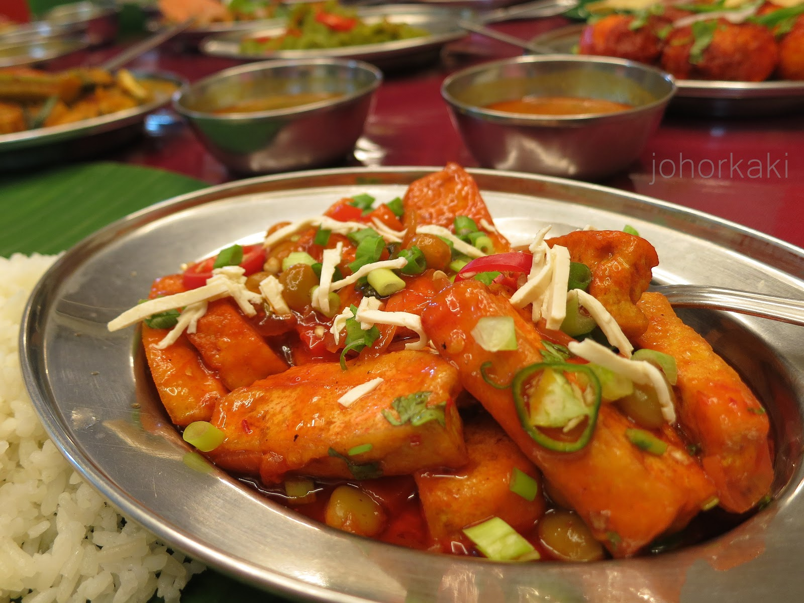 Indian Food Caterers In Johor Bahru