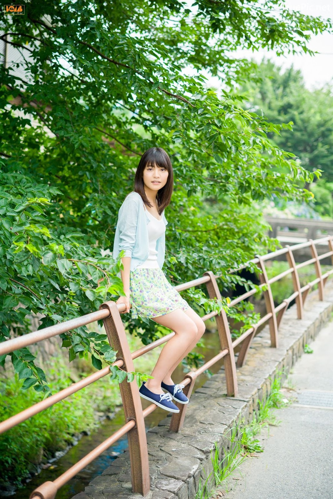 Image Japanese Model - Arisa Matsunaga - GRAVURE Channel Photo Jacket - TruePic.net - Picture-8