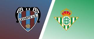 مباراة  ليفانتي وريال بيتيس ماي كورة مباشر 29-12-2020 والقنوات الناقلة في الدوري الإسباني
