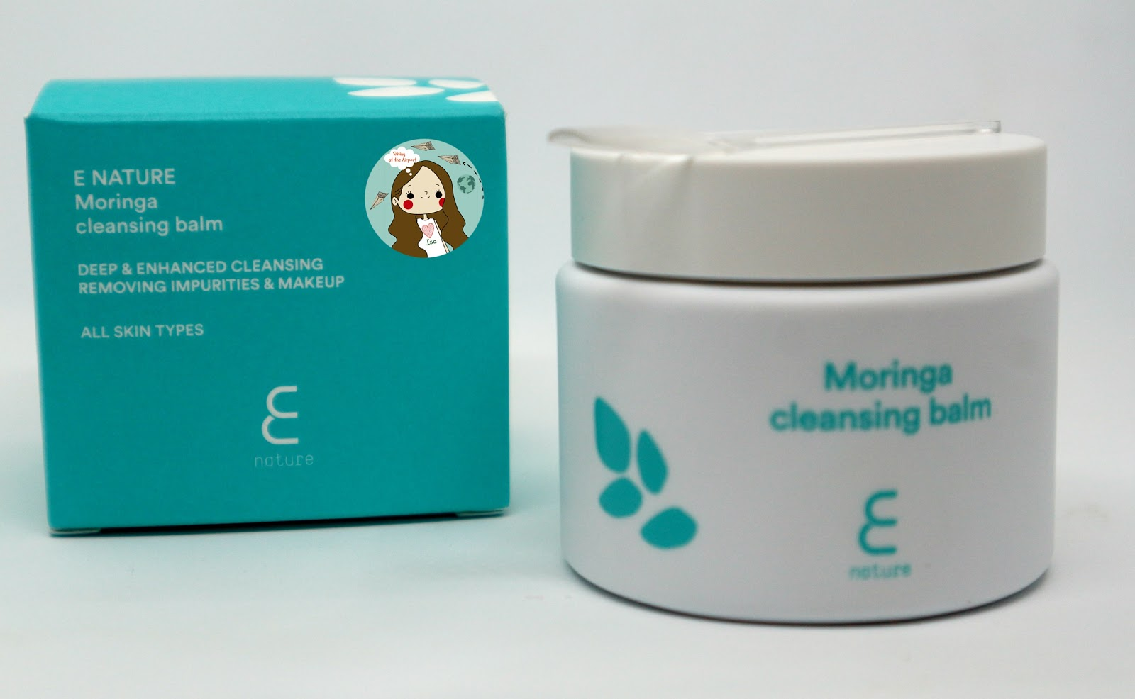 Enature Moringa Cleansing balm review