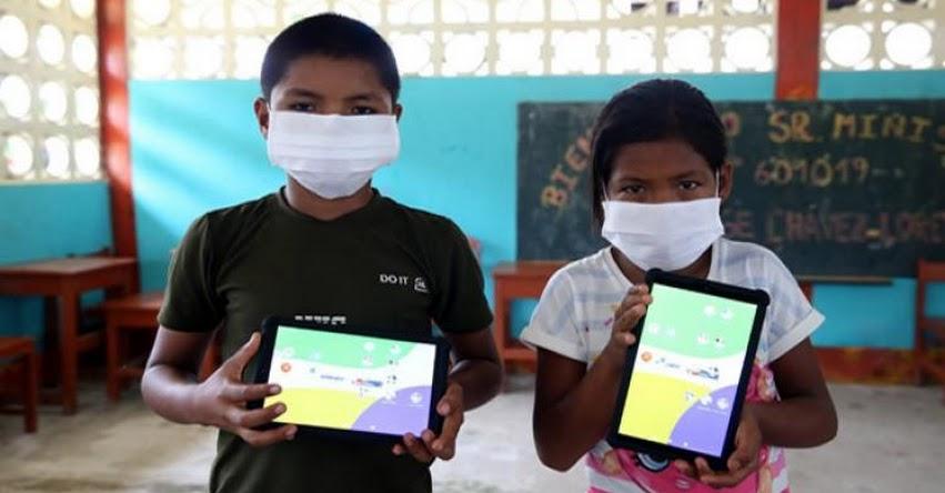MINEDU: 1000 escuelas de la Amazonía y 6500 plazas públicas tendrán internet gratis mediante Wifi