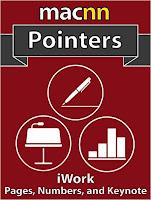 MacNN Pointers: iWork - Pages, Numbers and Keynote