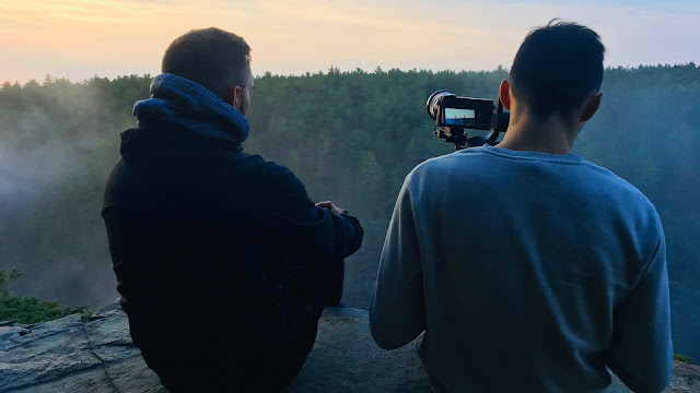 Enviro-docu-series exploring the changing state of Canada's greatest natural landmarks; Algonquin Park