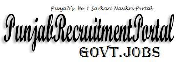 Punjab Recruitment Portal