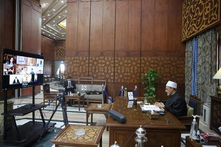 Dewan Ulama Al-Azhar Bentuk Tim Investigasi Internasional Terkait Penghinaan Islam di Prancis