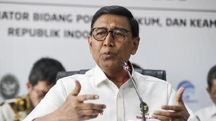Wiranto Diserang OTK di Banten