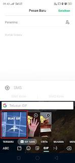 Cara Membuat GIF di Google Keyboard dengan Mudah