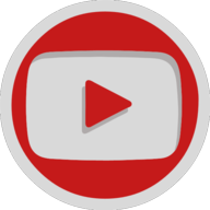 youtube icon outline