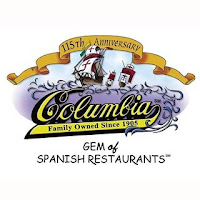 The Columbia Restaurant in the Ybor section of Tampa, was Floridas first restaurant opening in 1905.