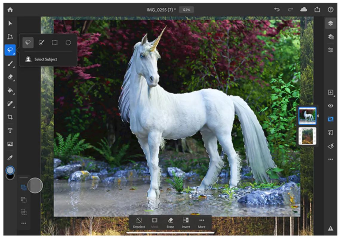 Adobe Reveals Major New Features Coming to Photoshop for iPad in 2020
