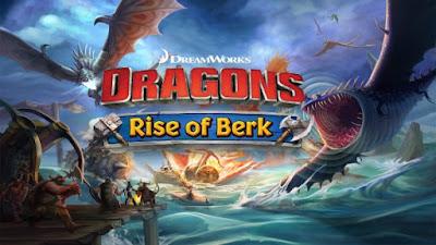 Dragons: Rise of Berk Apk v1.21.3 Mod (Free Shopping)