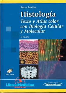 Histología Texto y Atlas Color Con Biología Celular y Molecular - 5ª Edición - Ross Pawlina