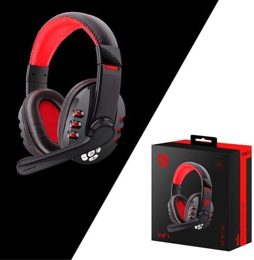 Review ZTTD Wireless Gaming Headset with Mic Headphones