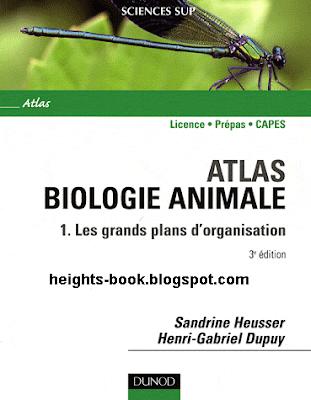 Télécharger Livre Gratuit Atlas biologie animale pdf