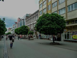 Івано-Франківськ. Вул. Незалежності