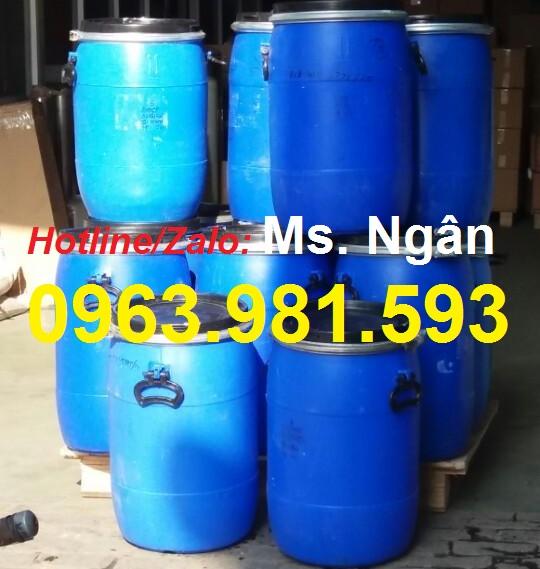 www.123nhanh.com: Cung cấp vỏ thùng phuy nhựa, thùng phuy nhựa 220 lít