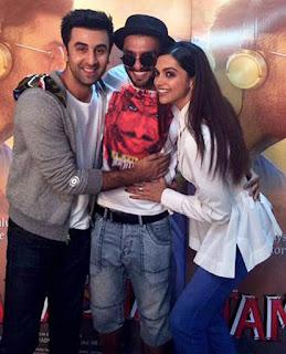 Ranbir Kapoor Ranveer Singh and Deepika Padukone.jpg