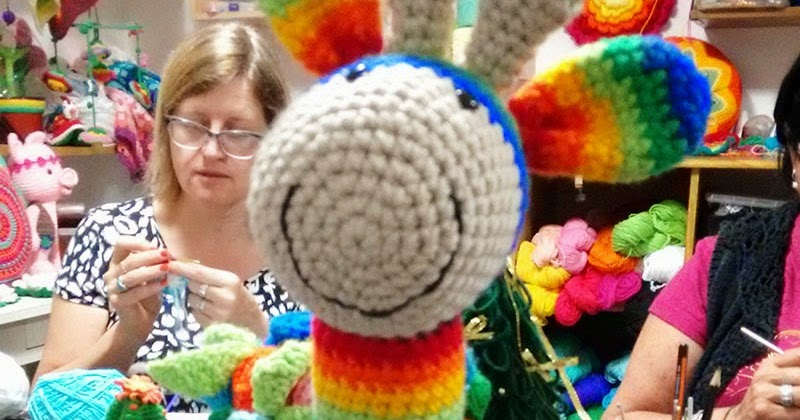Patrón crochet Jirafa, Amigurumi Jirafa pdf tutorial - DOLORES la ... | 420x800