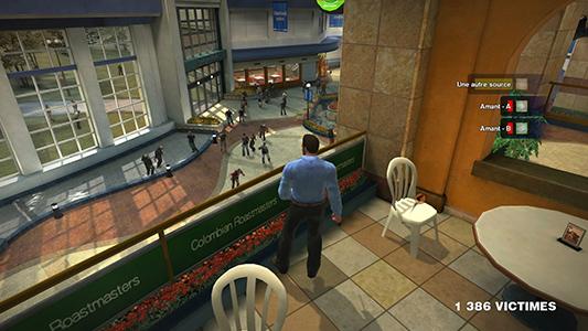 Dead Rising 1 Mall