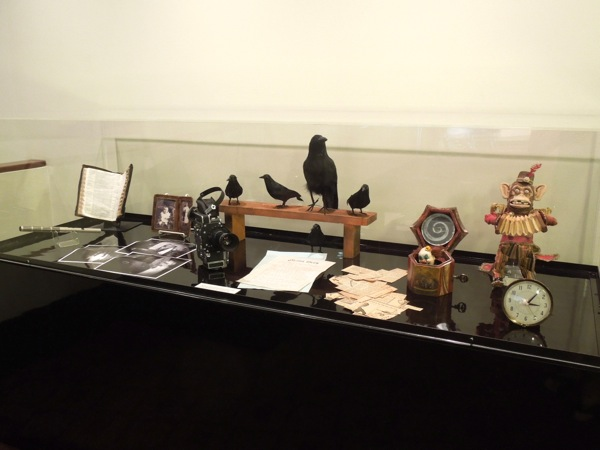 Screen-used The Conjuring film props