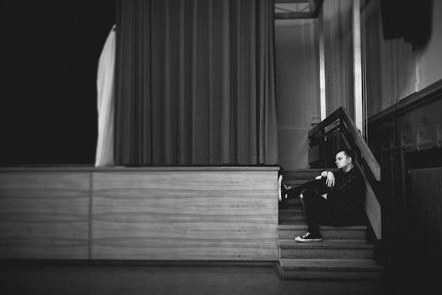 Ghost Motel - Album Art Shooting 2018