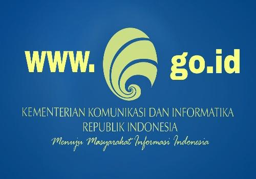Domain milik pemerintah Indonesia go.id