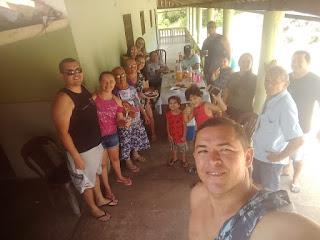 Luciano Procópio reúne familiares na zona rural de Guarabira e reafirma apoio para Domar Justino