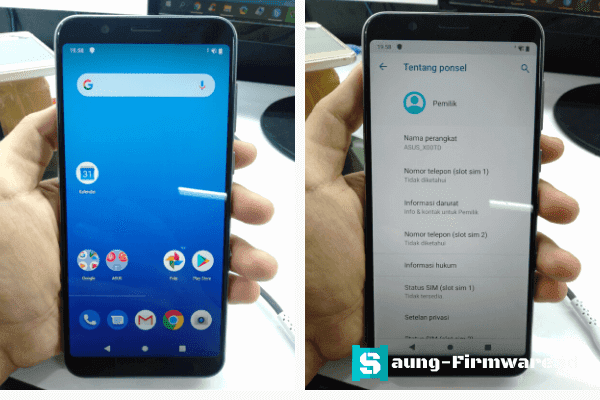 Enable Diag ASUS ZenFone Max Pro M1  (X00TD) | Fix Frp by Miracle Crack
