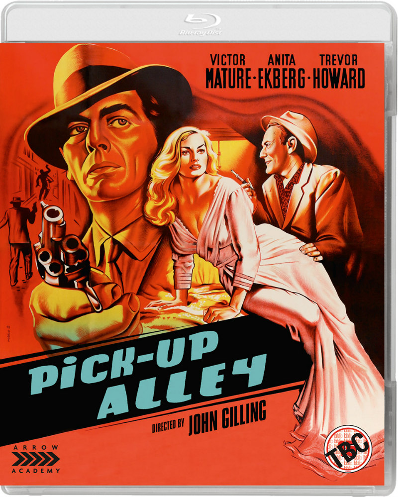 pickup alley bluray
