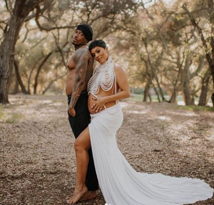 Nick Cannon and Abby De La Rosa are expecting Twins again as he gets more confused (Photos)