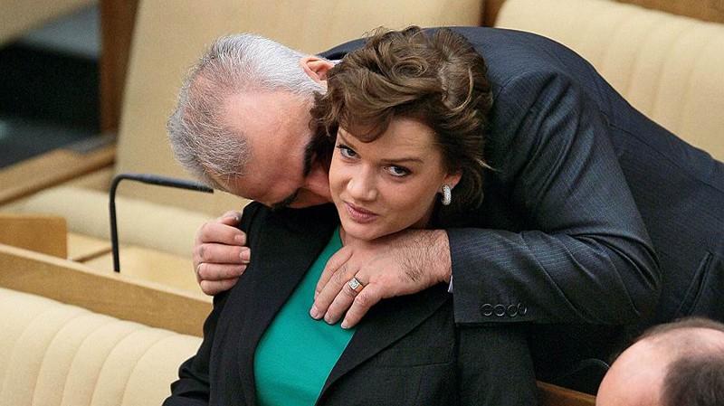 Безудержное веселье в Государственной Думе РФ (20 фото)